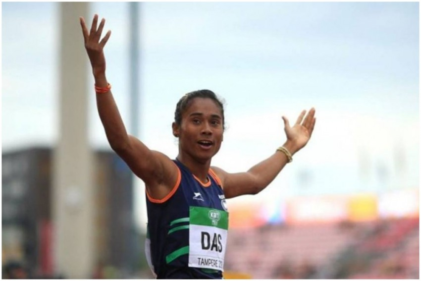 Hima Das Tests Positive For COVID-19, Sprinter Recovering In Patiala