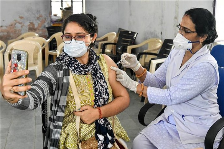 Himachal Pradesh's Kinnaur Becomes First Fully Vaccinated District In India