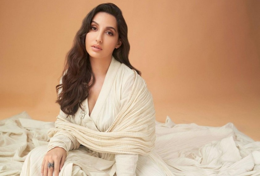 Nora Fatehi Appears Before Enforcement Directorate In Rs 200 Crore Money-Laundering Case