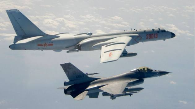 US-China Conflict Intensifies As China's Tensions With Taiwan Raise