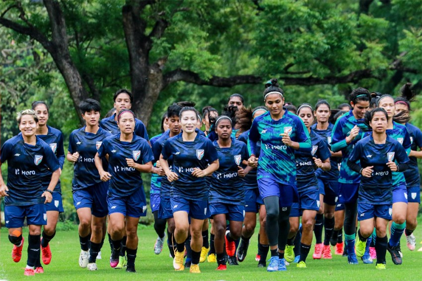 India Women To Play Football Friendlies Against Top Swedish Clubs