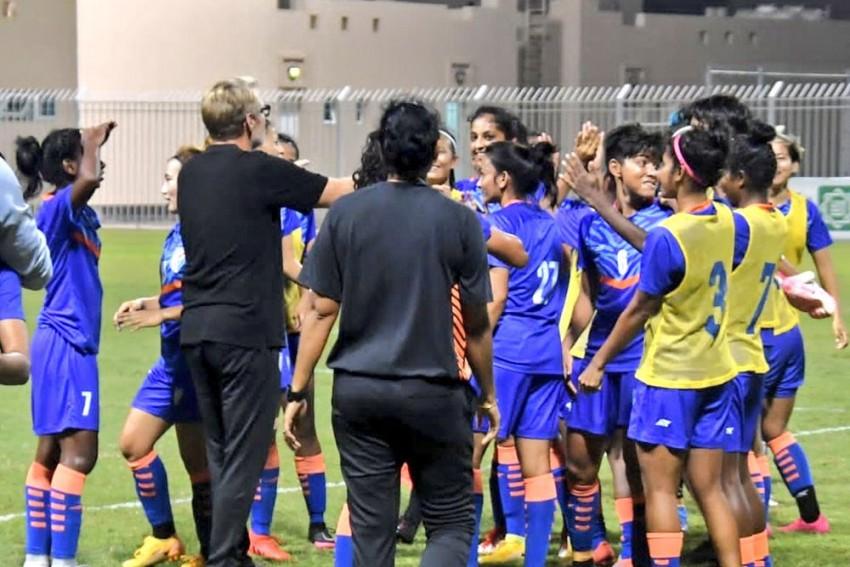 India Women Beat Higher-ranked Chinese Taipei 1-0 In International Football Friendly