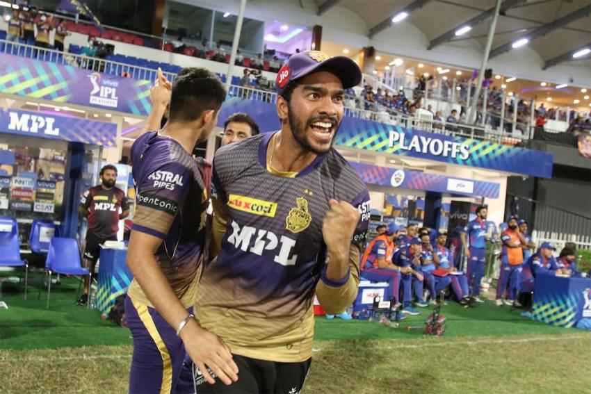 Kolkata Knight Riders Beat Delhi Capitals In Thriller, Set Up IPL 2021 Final Date With Chennai Super Kings
