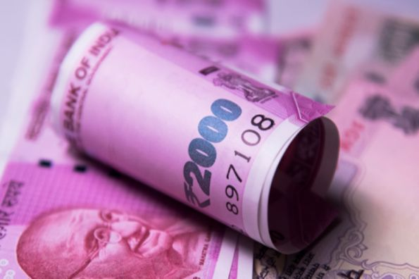 Rupee Spikes 11 Paise To 75.26 Against The Dollar