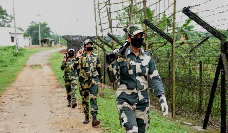 TMC, Punjab CM Attack Centre Over Extension Of BSF's Jurisdiction By 35Kms