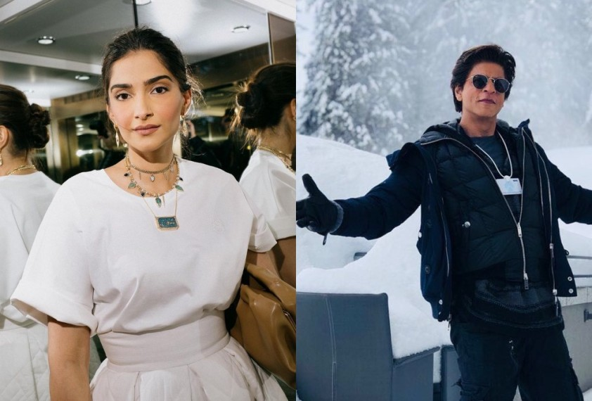 Sonam Kapoor Shares Cryptic Post Supporting SRK Amid Aryan Khan's Arrest