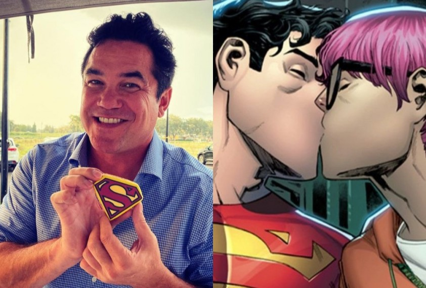 Former 'Superman' Dean Cain Slams DC Comics For Making The Character Bisexual: 'They're Bandwagoning'