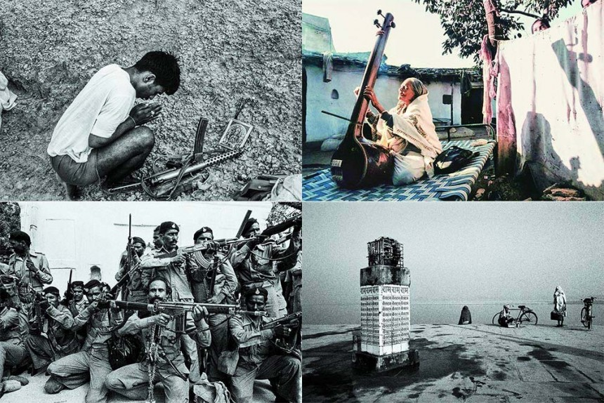 Freeze Frames: A Wanted Dacoit, A Fading Dhrupad Legend And Smouldering Ayodhya