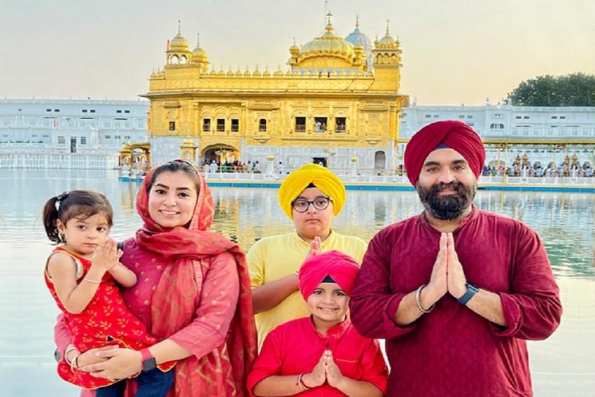 Harjinder Singh Kukreja, The Sikh Globe-Trotter And Goodwill Ambassador