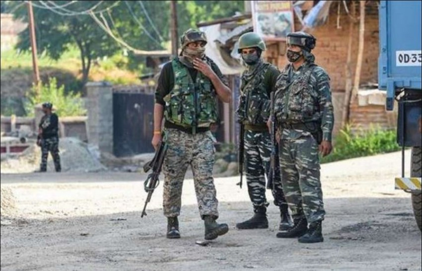 Another Encounter In Poonch,  JCO Among 2 Soldiers Killed