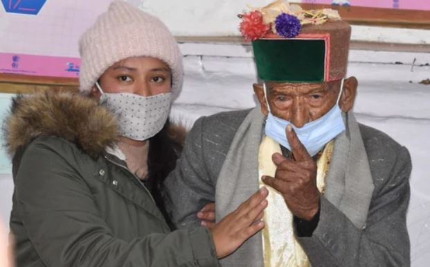 I Will Go To My Polling Booth To Vote, India's First Voter Shyam Saran Negi, 104, Sends Heart-Warming Message To EC
