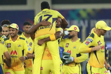 Chennai Super Kings Win Fourth IPL Title - A Look At All The Finalists