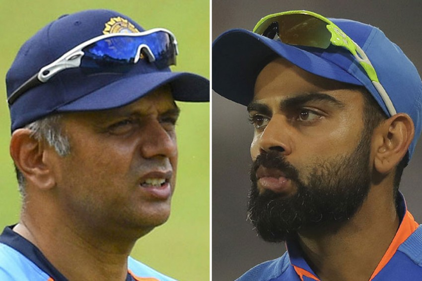 Virat Kohli On Rahul Dravid's Appointment As India Head Coach: 'No Idea Exactly What's Happening'