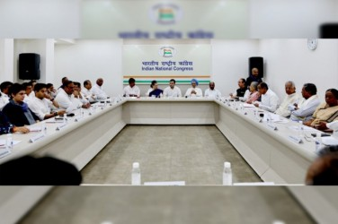 CWC Meet Begins, Key Decisions On Party's Revamp, Election Of New Chief On The Cards