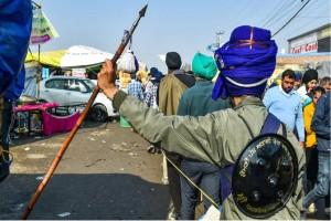 Singhu Border Lynching: Second Nihang Sikh Arrested, Victim's Family Demands High-Level Probe