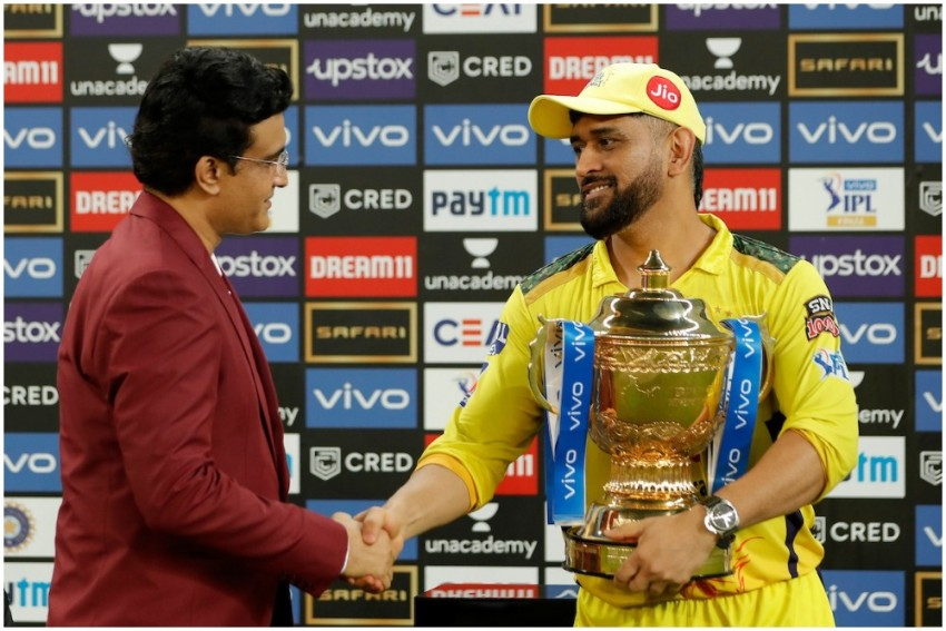 MS Dhoni Hints At Chennai Super Kings Stay After Leading Team To Fourth IPL Title
