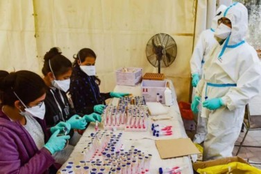 India Registers 15.981 New Covid-19 Cases; Active Cases Dip Further