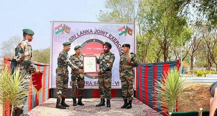 India- Sri Lanka Joint Military Exercise Is Likely To Promote Synergy, Interoperability: Indian Army