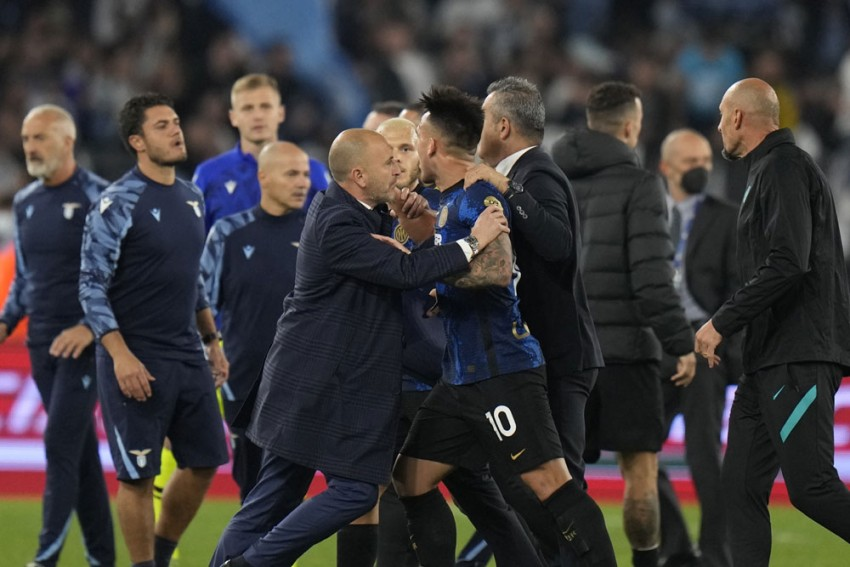 Serie A: Lazio Hand Inter Milan Season's First Defeat