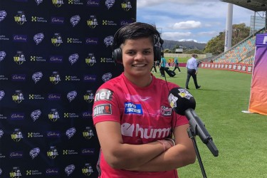Women's BBL: Shafali Verma, Radha Yadav Help Sydney Sixers Beat Hobart Hurricanes