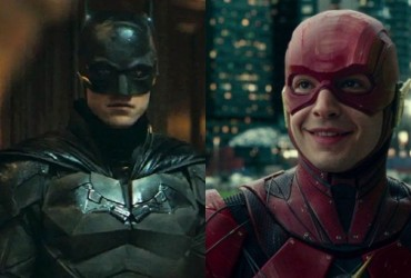 'The Batman' Releases New Trailer; Michael Keaton Returns As The Caped Crusader In 'The Flash'