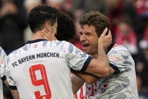 Bayern Munich Beat Leverkusen 5-1 To Go Top Of German Bundesliga