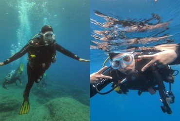 Priyanka Chopra Is Keeping Stress At Bay With Some Scuba Diving Sessions In Spain