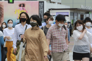 Masks? Vaccine? How Japan Scripted Overnight Covid-19 Success Story