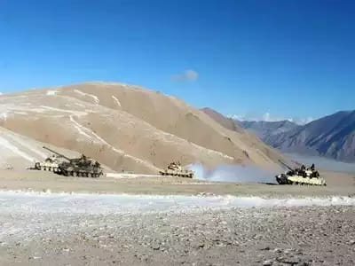 India Strengthens Day And Night Surveillance Over LAC In Arunachal Sector