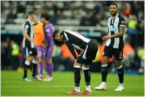 EPL: Newcastle United Open Saudi Era With Defeat To Tottenham Hotspur At St James' Park