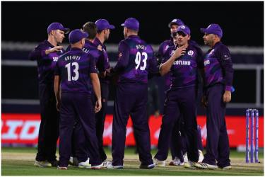 SCO Vs PNG, ICC Men's T20 World Cup: High-Flying Scotland Aim To Make Two In Two Vs Minnows Papua New Guinea