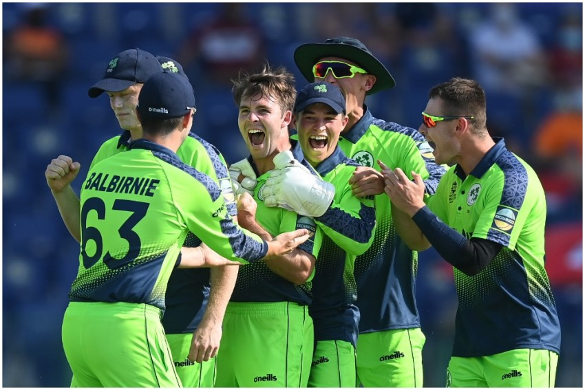 ICC Men's T20 World Cup: Curtis Campher's 4 in 4 Powers Ireland Over Netherlands By 7 Wickets
