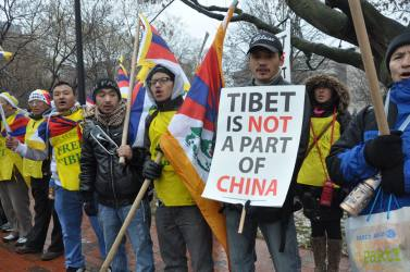 Students For A Free Tibet Demand Boycott of 2022 Beijing Olympic Games