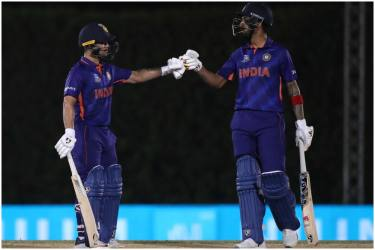 ICC Men's T20 World Cup, Warm-Up: KL Rahul, Ishan Kishan Power India To Seven-Wicket Win Vs England