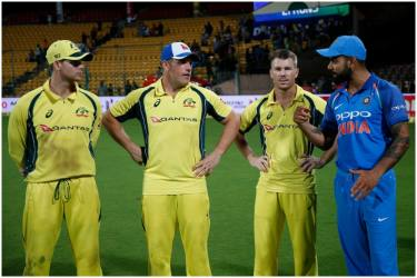 Live Streaming of IND vs AUS, T20 World Cup 2021 Warm-Up Match: Where To See Live Cricket