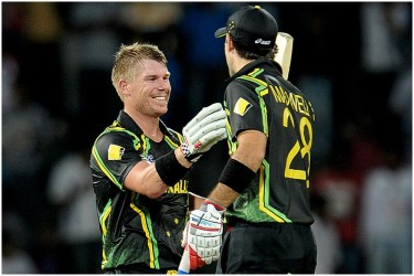 ICC Men's T20 World Cup: Glenn Maxwell Warns Against Doubting 'Out-Of-Form' David Warner