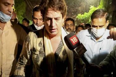 Lakhimpur Kheri: A Springboard For Priyanka Gandhi In UP?