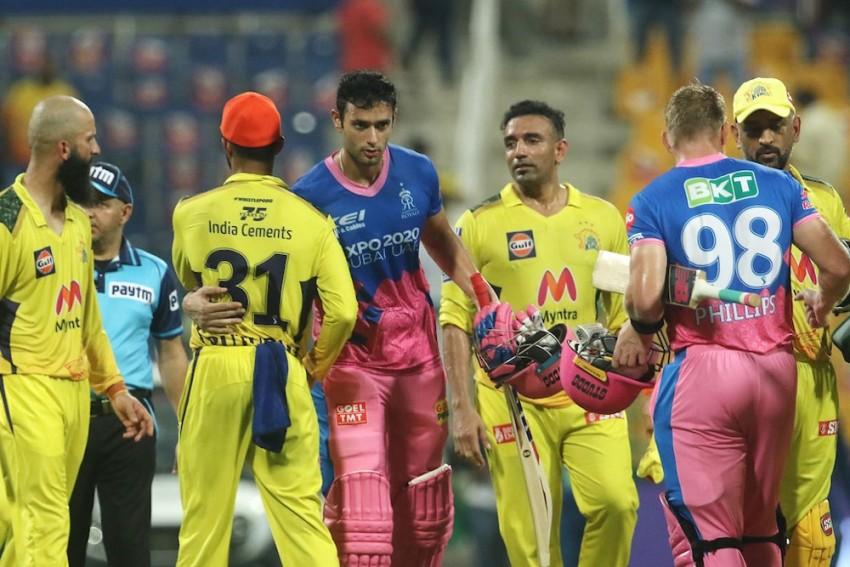 Shivam Dube Scripts Stunning IPL 2021 Win For Rajasthan Royals Vs Chennai Super Kings - Highlights