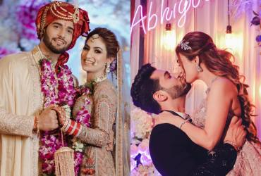 'Yeh Hai Mohabbatein' Actor Abhishek Malik Gets Hitched To Fashion Stylist Suhani Chaudhary
