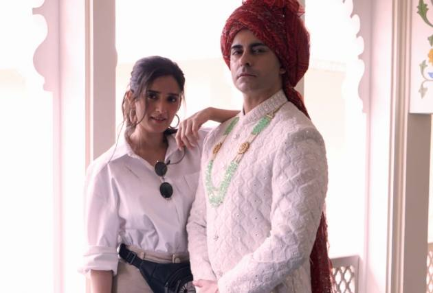 Pankhuri Awasthy And Gautam Rode Paint The Town Red With Their Romance With Back-To-Back Music Videos