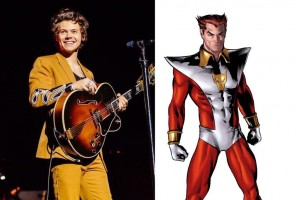 Harry Styles Set To Join MCU As Super Villain Thanos' Brother Eros