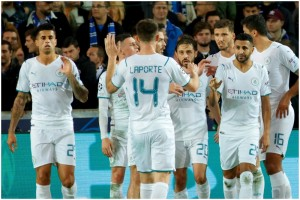 Champions League: Dominant Manchester City Rout Club Brugge 5-1