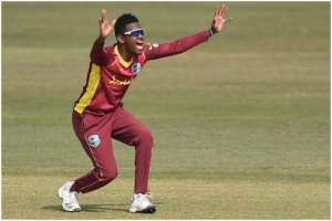 ICC Men's T20 World Cup: Akeal Hosein Replaces Fabian Allen In West Indies Squad