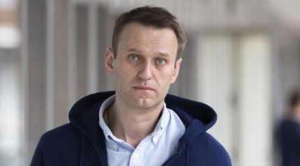 Jailed Russian Opposition Leader Navalny Wins Top EU prize