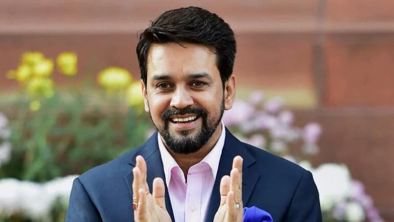 Union Minister Anurag Thakur Urges People To Continue Wearing Face Mask Until Experts Say Otherwise