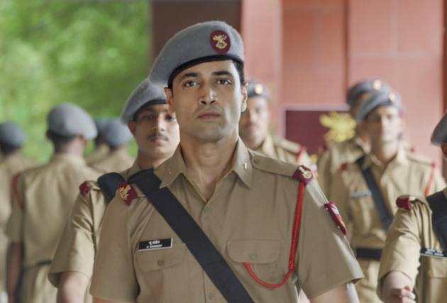 "Adivi Sesh Gains Back Strength For 'Major""s Last Schedule"