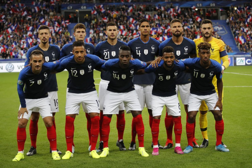 FIFA Rankings: France Up To Number Three, Belgium Still Lead