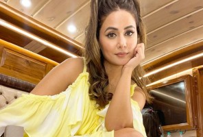 Hina Khan: I Did Not Pay Attention To How Many Kilos I Put On; My Mental Health Was Way More Important