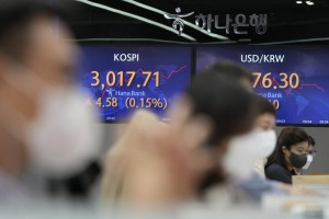 Asian Shares Mixed After Evergrande Sale Deal Called Off