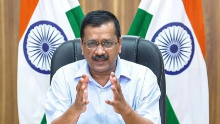 Arvind Kejriwal Lauds Frontline Workers As India Achieves 100 Crore Covid-19 Vaccinations Feat